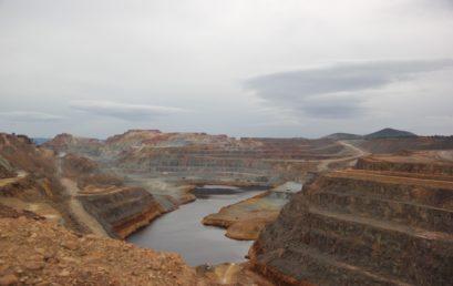Calidad del aire en la Minería de Huelva
