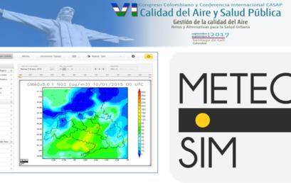 Meteosim is participating in the CASAP 2017