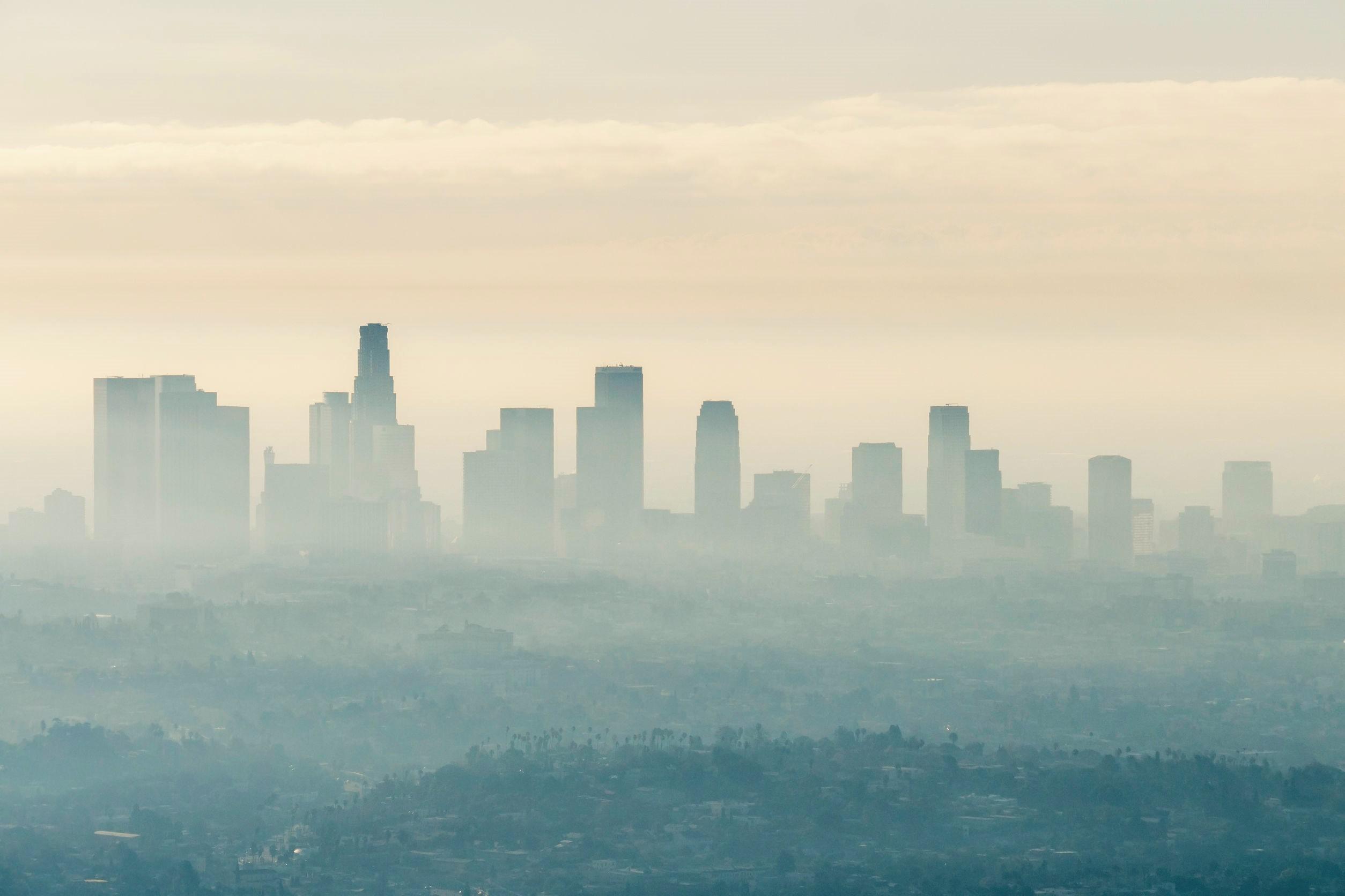 Isla de calor: impacto en la calidad del aire