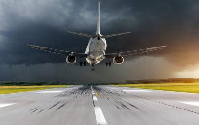 Influencia de la meteorología en la seguridad aérea