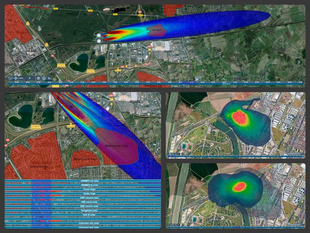 Olfasense y Meteosim unen fuerzas para proporcionar herramientas avanzadas de inteligencia de observación y modelización de impactos en Ortelium