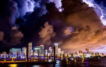 Pronóstico de alertas meteorológicas para compañías aseguradoras
